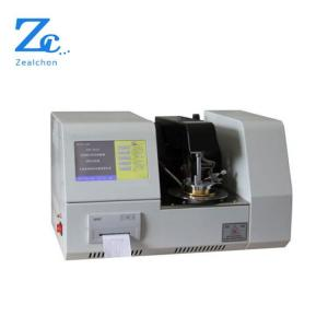 China SYD-261D Fully-automatic Pensky-Martens Closed-Cup Flash Point Testing equipment on sale