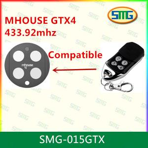 China SMG-015GTX Mhouse Gtx4, Gtx4c, Tx4 Compatible Remote Control Replacement Transmitter supplier