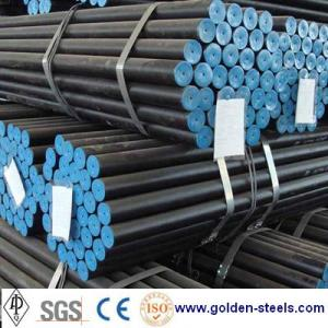 China Hot Rolled Water Steel Seamless Pipe Tube on sale