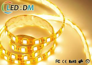 China Indoor SMD 5050 LED Strip Light , Flexible White Self Adhesive LED Strip Lighting on sale