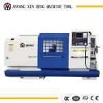 spindle nose C11 High precision cnc lathe machine fanuc gsk control CK6180