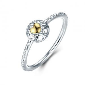 China Sterling Silver Heart Ring My One True Love Ring For Women Anniversary / Wedding on sale