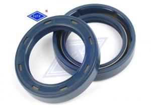 China High Pressure  FKM & NBR oil seals With Dustproof Lip Wear Resistance 30*42*7 on sale