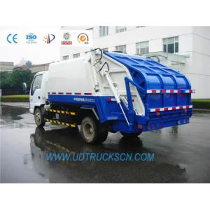 China Garbage compactor trucks, Compression refuse collectors, Refuse compactors, Compressing garbage trucks on sale
