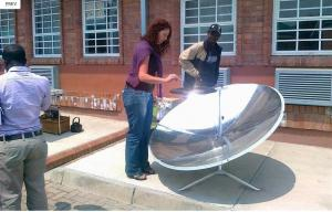 China Domestic Parabolic Solar Cookers on sale