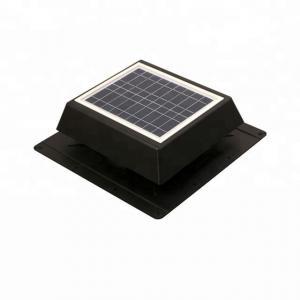 China 10W 9IN ABS Solar Power Attic Ventilation Fan,solar attic fan on sale