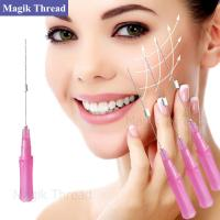 Magik thread Plastic surgery filler 3d 4d cog pdo thread lift korea