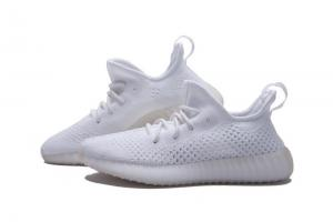 cf8fc2b5ef9c0 ... Quality Adidas Yeezy Boost 350 V3 Triple White Blade Real Boost with  good quality from for ...