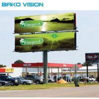6500 Nits Brightness Outdoor Waterproof Led Advertising Panels IP65 P6 P8 P10 Pixel Pitch