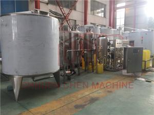 China Stainless Steel Ro Water Filtration System For Drinking Water Filling Machine on sale