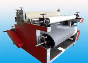 China Roll Cutting 40T / D Toilet Paper Machine on sale
