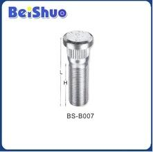 China 2015 new hot sale coating gold forged Titanium wheel bolts on sale