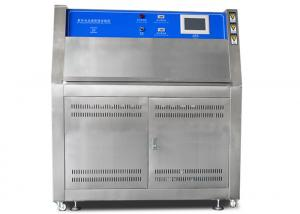 China Fabric UV Aging Test Chamber , Accelerated UV Lamp Tester For Sunlight Resistant Test on sale