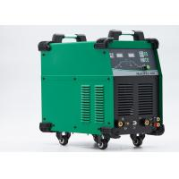 China 3 Ph Digital DC IGBT Arc Welding Equipment Green Black 400A High Current Output on sale