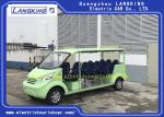 Multi - Purpose Electric Tourist Car For Campus Strong Carrying Capacity
