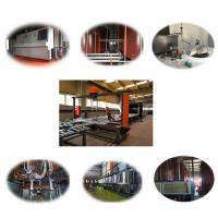 Horizontal Continous Polyurethane Memory Foam Mattress Making Machine Big Capacity