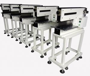 China V Cut Guillotine PCB Cutter PCB Separator Pneumatic PCB Separator PCB Depaneling on sale