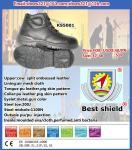 KS5001 — EN ISO20345, safetyshoes S1P