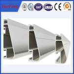 Top quality Aluminum solar mounting rail/ bracket/ solar racking