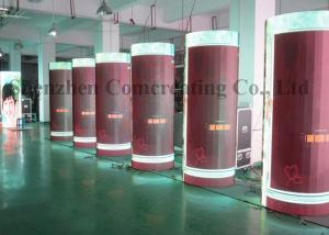 China Fixed installation Full Color Custom LED Display Light Weight for Supermarket on sale