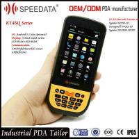 Honeywell Handheld Android Barcode Scanner Bluetooth Wifi GPS
