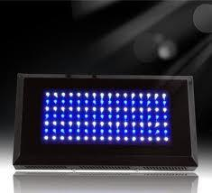 China High output Energy saving 100x3W-3AP/50 - 60Hz led aquarium lighting reef on sale