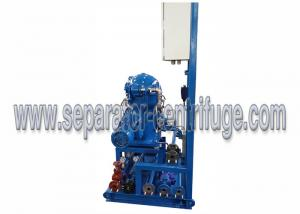China Automatic Disc Stack Centrifuge Diesel Oil Cleaning Disc Centrifuge Separator Oil Water on sale