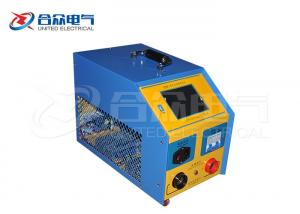 China Portable 8\ LCD Battery Testing Equipment for Multi - Function Accumulator on sale