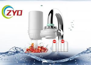 China 3 Filter Water Purifier For Tap Water , Double Out Water Purifier Tap Filter on sale