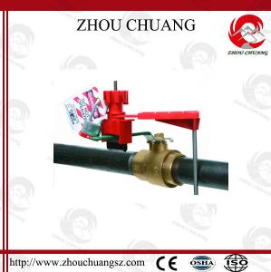 China Factory Directly Sales Universal Valve Lockout  for Buttetrfly Valve on sale