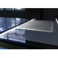 China Backlit Graphic LED Light Panel Engraving Machine Uniform Etched Matrix Pattern on sale