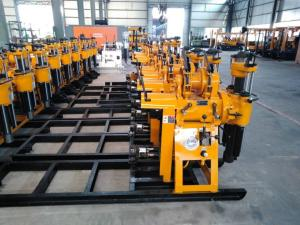 China tractor mounted hydraulic water well drilling rig on sale