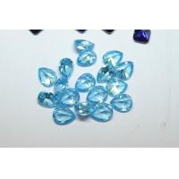 topaz blue color zirconia gems CZ manufacture price