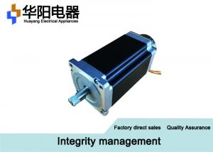 China 86 Two Phase Brushless DC Gear Motor Smooth Operation For Electronic Instrument on sale