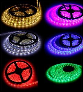 China Indoor or outdoor 12V SMD5050 waterproof RGB led light strip set for decoration on sale