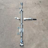 China ISO container door spare parts /container door lock / hinge , container lock with tubes on sale