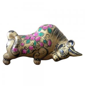 Chinese Gift Home Adornment Chinese Zodiac OX for sale – Clay