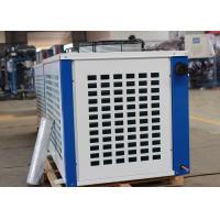 R404a Piston Air Cooled Condensing Unit , Bitzer Screw Compressor Unit