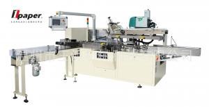 China Semi Automatic Packing Machine Pouch Sealing Machine 30-80 Boxes / Minute on sale