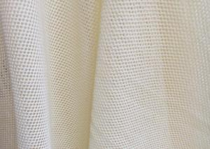 China Woven Polyester Industrial Mesh Fabric For Silicone Rubber Hose /  Tire on sale