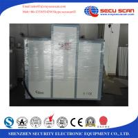 Arrival Hold Baggage Duel View Airport Baggage X Ray Machines For Border