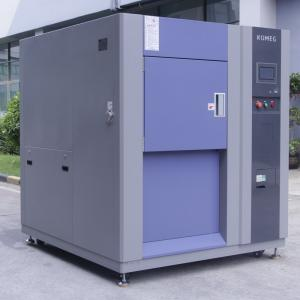 China High and Low Temperature Thermal Shock Chamber for Electronics Performance Testing on sale