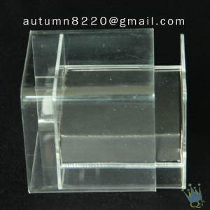 China BO (12) acrylic tissue box on sale
