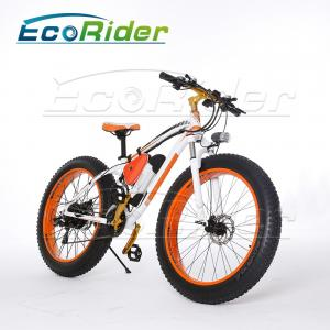 China 26 Inch Tires 2 Wheel Electric Bike Outdoor Off Road Dirt Electric Snowmobile Bikes High Speed on sale