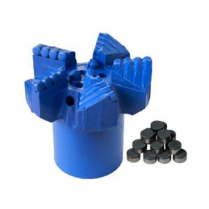 China Tungsten Carbide Button Drill PDC Bits For Oil Well , Tricone Bit Drilling Tool Parts on sale