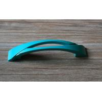 Customizable Design ABS Plastic Furniture Pull Handle Green Color