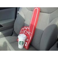 Sports cheering foam finger, 1 finger foam hand, printing logo foam hand for game and playing