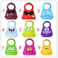 Make My Day New Silicome Baby Bib Made Of Food Grade Silicone Material Wholesale