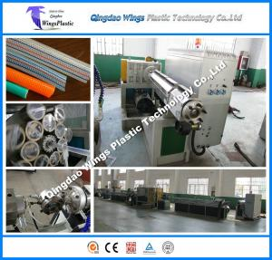 China PVC Transport Garden Hose Making Machinery PVC Flexible Garden Pipe Machine on sale