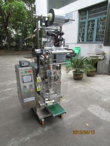 China Vertical Automatic Sauce Paste Packaging Machine 1-150ml Stainless Steel Material on sale